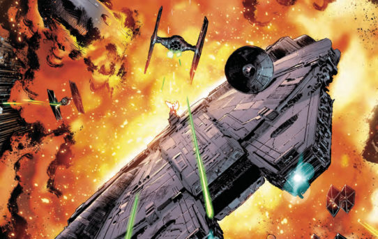 STAR WARS #51 Preview