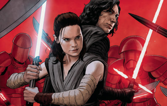 STAR WARS LAST JEDI ADAPTATION #5 (OF 6) Preview