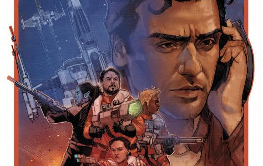 STAR WARS POE DAMERON #29 Preview