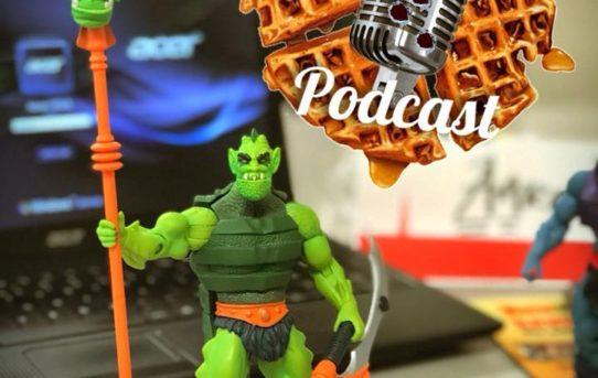Waffle Mafia Podcast Episode 35 - WHIPLASH!