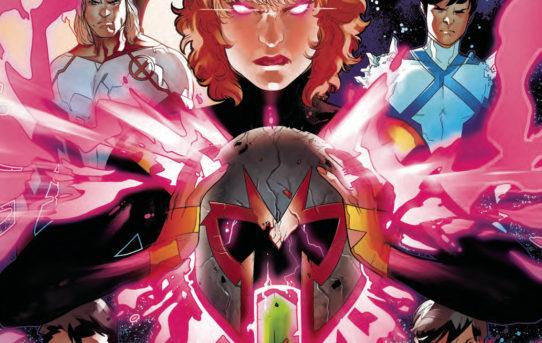 X-MEN BLUE #32 Preview