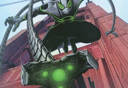 DOC OCK-TOBER STARTS (AND ENDS?) HERE!