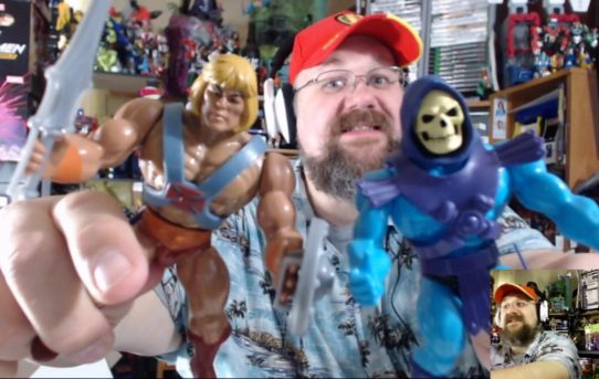 MOTU Epic Battles He-Man and Skeletor Review!