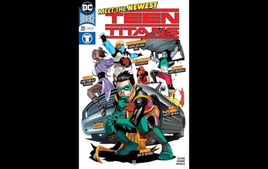 Comic Book Chronicles Ep. 274: Smells Like Teen Titans' Mixtape