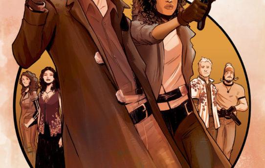 BOOM! Studios Introduces Joss Whedon's FIREFLY Comics