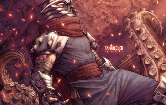 SHREDDER IN HELL Explores the Sinister Forces Behind the IDW TEENAGE MUTANT NINJA TURTLES Universe