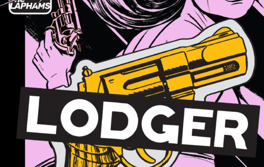 LODGER, by David and Maria Lapham, Finds a Home at IDW's Black Crown Imprint