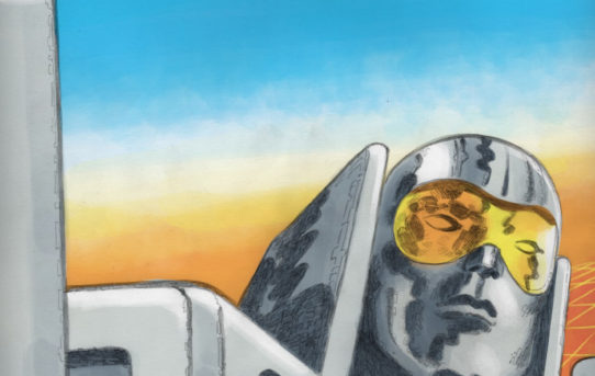 GO-BOTS Return in All-New Comic Book Series