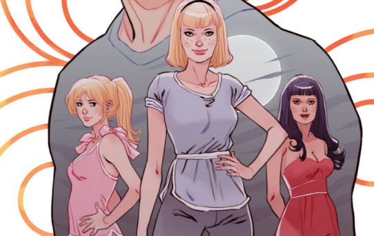 Archie #700 arriving in November from new creative team Nick Spencer and Marguerite Sauvage