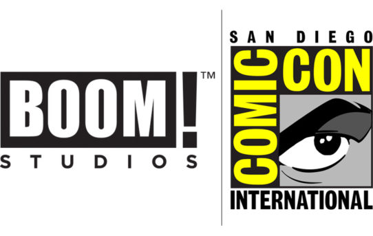 BOOM! Studios Announces 2018 Comic-Con International: San Diego Exclusive Merchandise