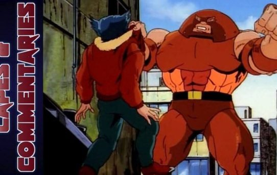 "Capes and Commentaries #14 - X-Men ""The Unstoppable Juggernaut"""