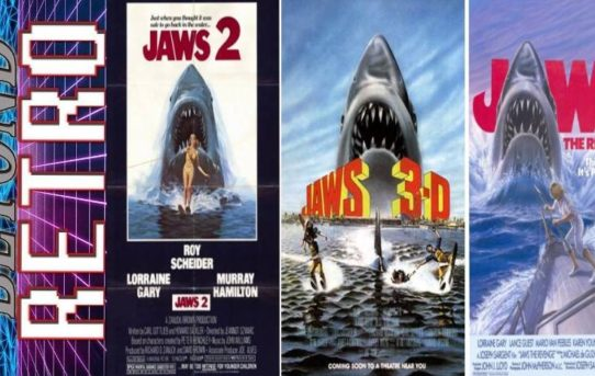 Beyond Retro Episode 48 - Jaws Sequels