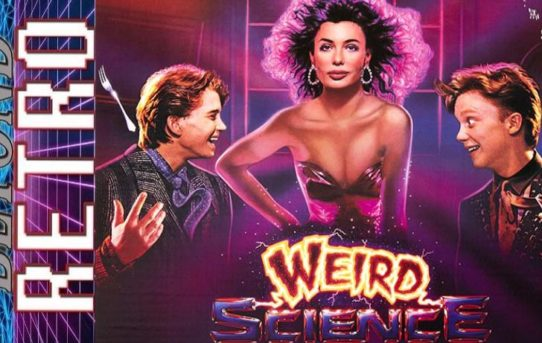 Beyond Retro Episode 49 - Weird Science