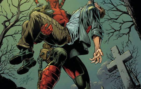 DEADPOOL ASSASSIN #5 (OF 6) Preview