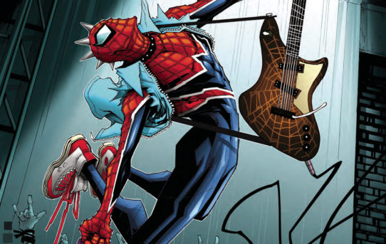 EDGE OF SPIDER-GEDDON #1 (OF 4) Preview