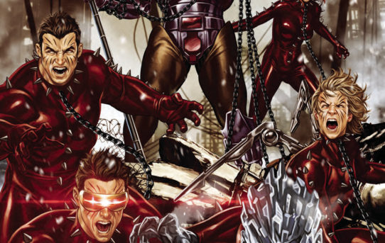 EXTERMINATION #2 (OF 5) Preview