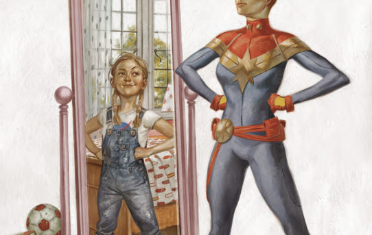LIFE OF CAPTAIN MARVEL #2 (OF 5) Preview