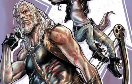 OLD MAN HAWKEYE #8 (OF 12) Preview