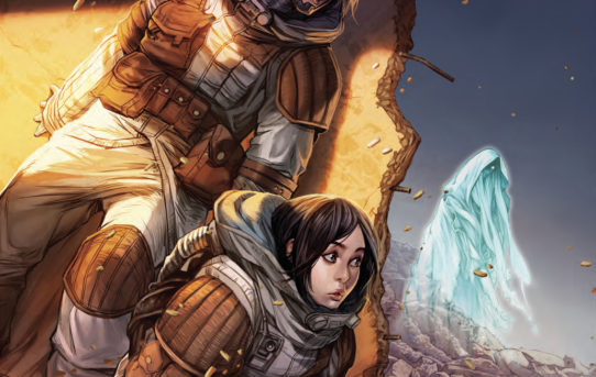 STAR WARS DOCTOR APHRA #23 Preview