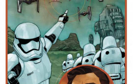STAR WARS POE DAMERON #30 Preview