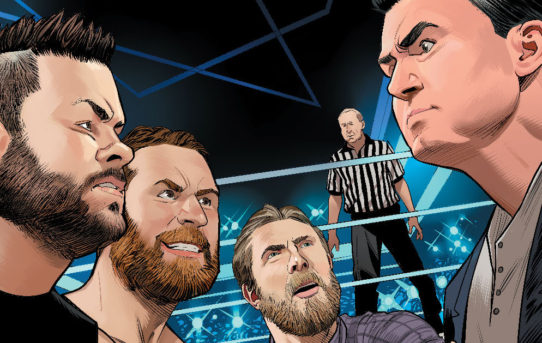 WWE #20 Preview