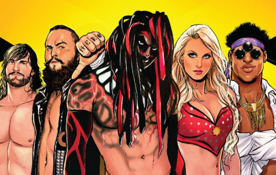 WWE: NXT TAKEOVER - The Blueprint #1 Preview
