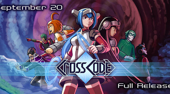 CrossCode finally has a release date and will be leaving Early Access in September!