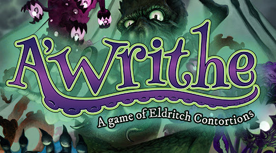 Unleash Eldritch Fun in A'Writhe: A Game of Eldritch Contortions—Available Now!