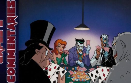 """Capes and Commentaries #17 - BTAS """"Almost Got 'Im"""""""