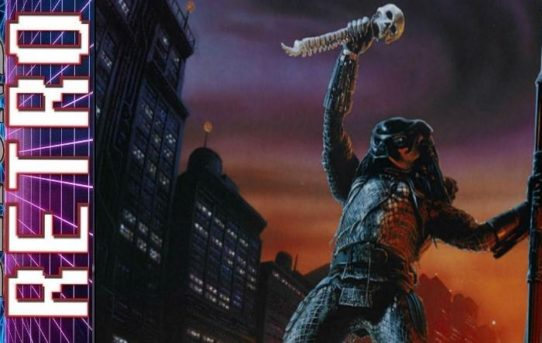 Beyond Retro Episode 50 - Predator 2