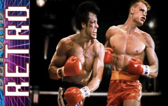 Beyond Retro Episode 51 - Rocky IV