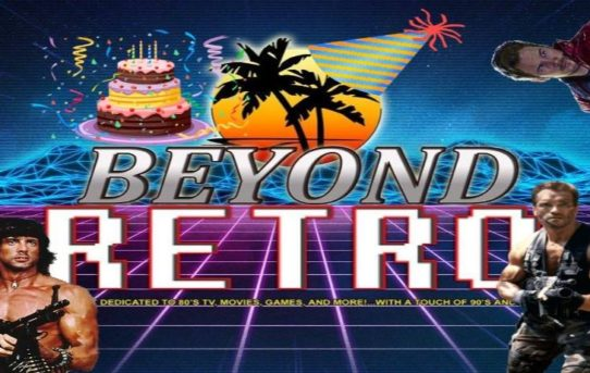 Beyond Retro Episode 52 - 1st Anniversary Fan Appreciation Q&A Randomness Spectacular!