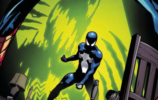 AMAZING SPIDER-MAN ANNUAL #1 Preview