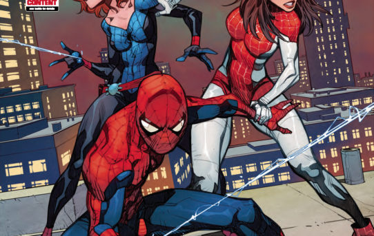 AMAZING SPIDER-MAN RENEW YOUR VOWS #23 Preview