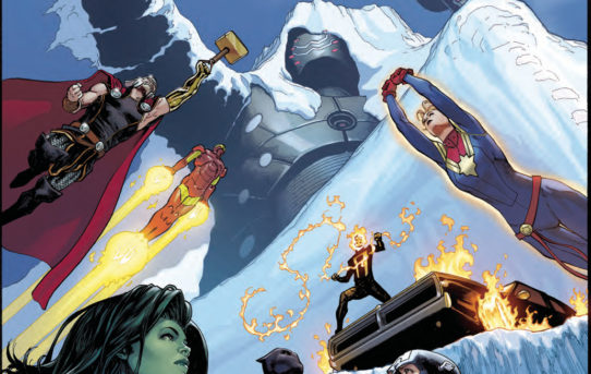 AVENGERS #8 Preview