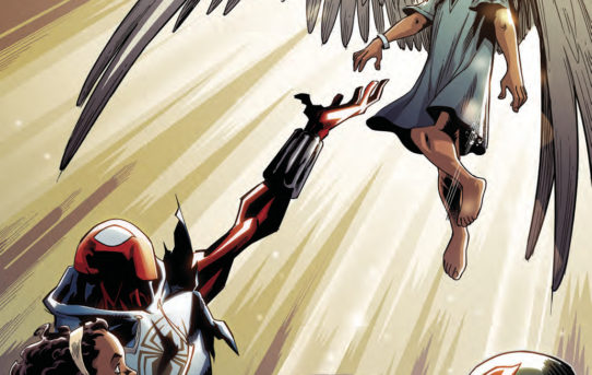 BEN REILLY SCARLET SPIDER #23 Preview