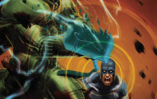DEATH OF INHUMANS #3 (OF 5) Preview