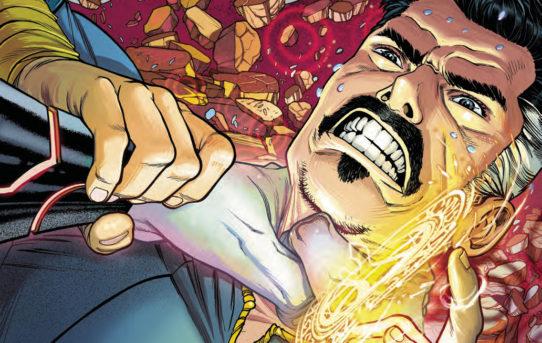 DOCTOR STRANGE #5 Preview
