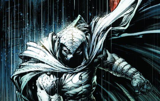 Marvel Reveals Brand New MOON KNIGHT #200 Art by David Finch!