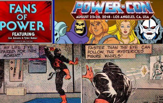 Fans of Power 146 - Ninjor Comic Story, Penny Dreadful's Power-Con Experience and More!