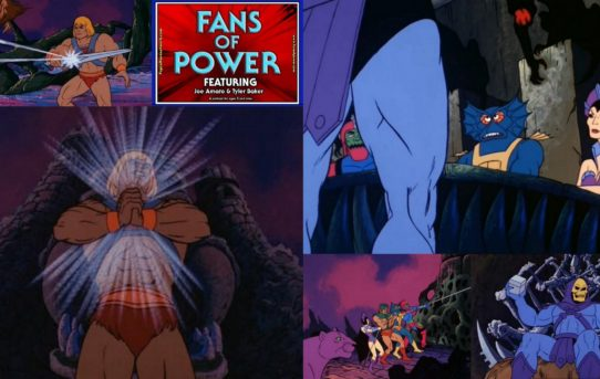 Fans of Power Episode 147 - Diamond Ray of Disappearance Commentary & 200X Toy Discussion