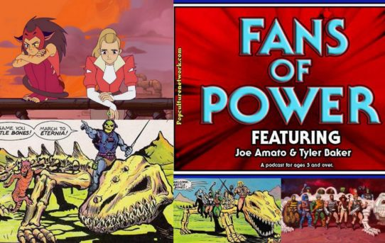 Fans of Power Episode 148 - She-Ra Netflix Teaser Trailer Review, Skeletor's Dragon & Battle Bones
