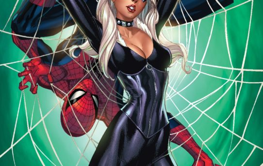 Marvel Reveals AMAZING SPIDER-MAN Black Cat Covers From Mike Wieringo, J.G. Jones, and J. Scott Campbell!