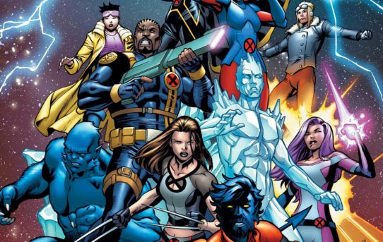 Marvel Reveals New UNCANNY X-MEN #1 Cover from Carlos Pacheco!