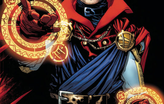 INFINITY WARS SOLDIER SUPREME #1 (OF 2) Preview