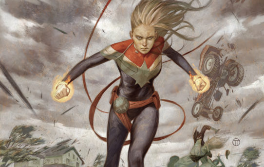 LIFE OF CAPTAIN MARVEL #3 (OF 5) Preview