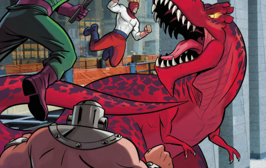 MOON GIRL AND DEVIL DINOSAUR #35 Preview