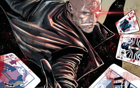 OLD MAN HAWKEYE #9 (OF 12) Preview