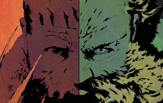 OLD MAN LOGAN #48 Preview
