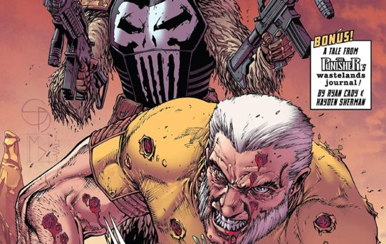 OLD MAN LOGAN ANNUAL #1 Preview